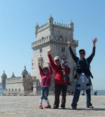 Di Lisbon