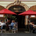 Kafe kota Praha