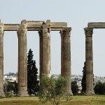 Athena, Olympieion