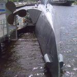 Museum-kapal-selam, Bremerhaven