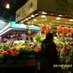 Mercat de la Boqueria, pasar tradisional di Barcelona