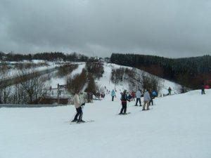 Tempat main ski, Winterberg