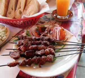 Wisata kuliner Maroko