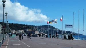 Kota tepi laut mediterania