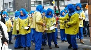 Karnaval di Jerman