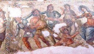 Wisata Sejarah Siprus