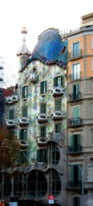 itinerary kota Barcelona