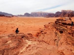 Petualangan di Yordania
