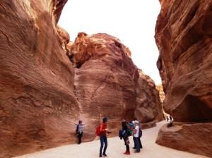 Petra di Yordania