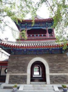 masjid kuno Beijing